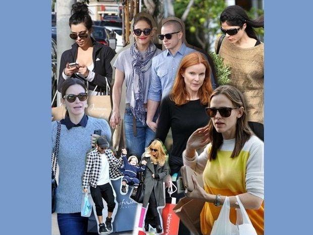 Πλανήτης Hollywood: οι διάσημοι star ψωνίζουν για τα Χριστούγεννα