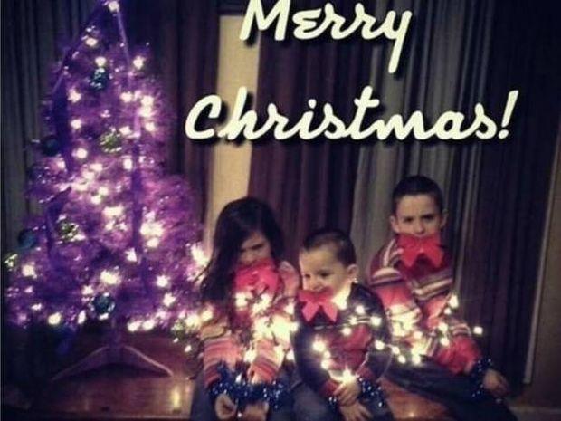 Οι πιο αστείες οικογενειακές χριστουγεννιάτικες φωτογραφίες!