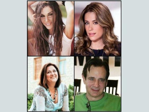12 διάσημοι απαντούν: «Τι θέλω να ξεχάσω από το 2012»