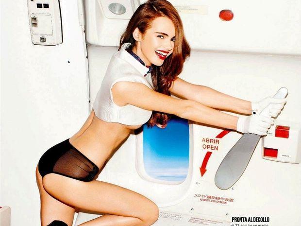 Xenia Deli: Η Μολδαβιανή star του modeling