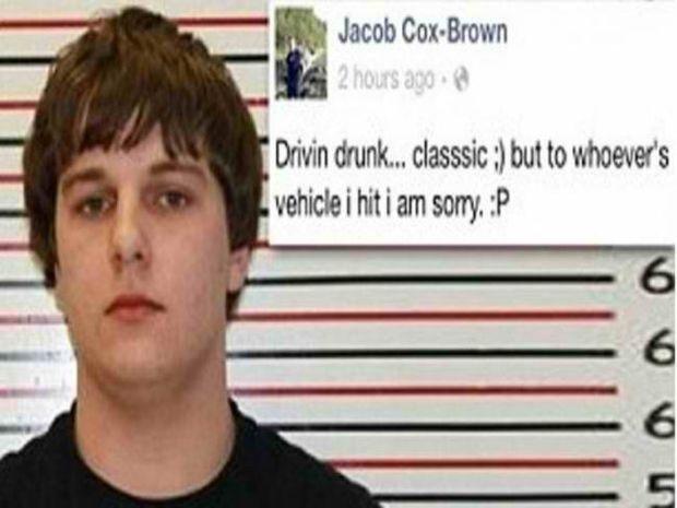 Δείτε τι έγραψε αυτός ο πιτσιρικάς στο Facebook και συνελήφθη!