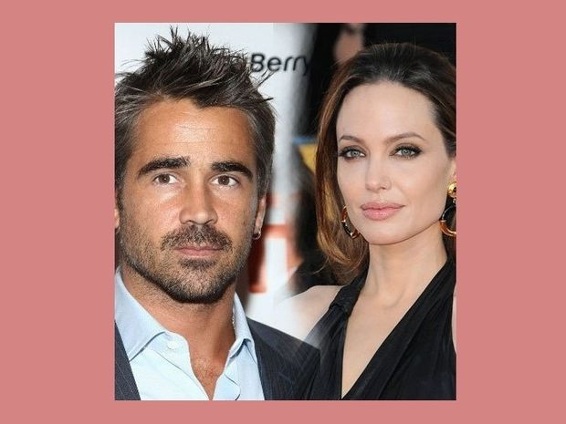 Angelina Jolie: Ήταν ερωτευμένη με τον Colin Farrell αλλά έφαγε πόρτα και βολεύτηκε με τον Pitt
