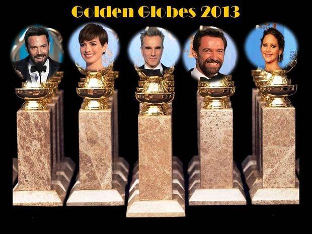 Χρυσές Σφαίρες 2013: Οι πρωταγωνιστές της βραδιάς