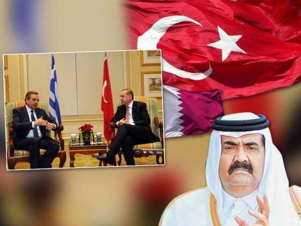 Ο βρώμικος ρόλος του Κατάρ,η Τουρκία και η ανυπαρξία εθνικής πολιτικής