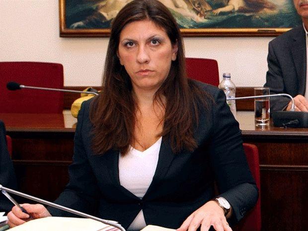 Ζωή Κωνσταντοπούλου: Η... ασυγκράτητη!