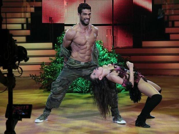 Dancing with the stars: Ο λαμπερός προημιτελικός και η αποχώρηση του Νίκου Αναδιώτη