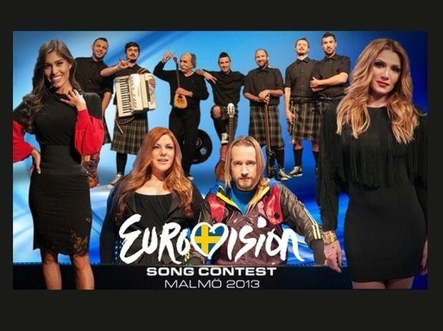 Τα 4 τραγούδια της Eurovision 2013 και η Θωμαή Απέργη