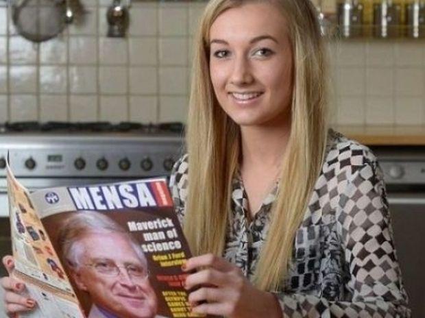 Η 16άχρονη που έχει υψηλότερο δείκτη IQ από τον Άλμπερτ Αϊνστάιν!