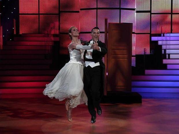 Dancing with the stars: Ο μαγικός τελικός της Ντορέττας