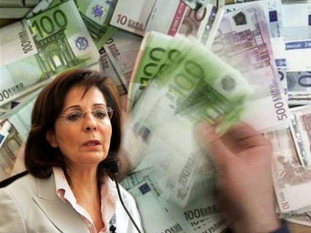 Μαρία Δαμανάκη: Άδειασε την κυβέρνηση για τον κατώτατο μισθό