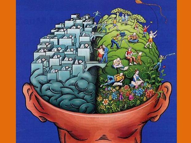 Δεξιός και αριστερός εγκέφαλος