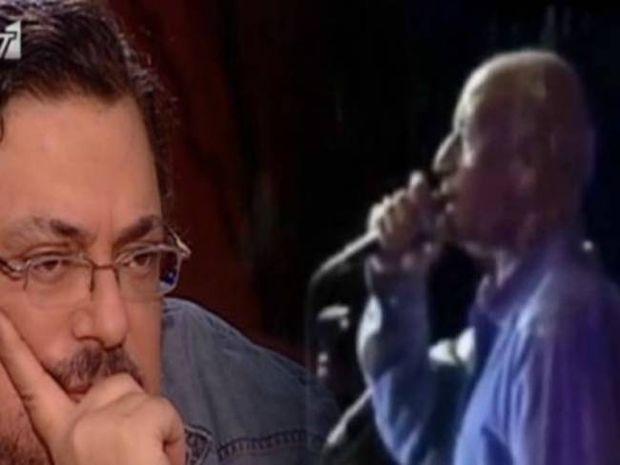 Μαχαιρίτσας: «Λύγισε» όταν είδε σε βίντεο τον αείμνηστο Μητροπάνο