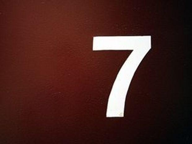 Οι μυστικοί συμβολισμοί του αριθμού 7