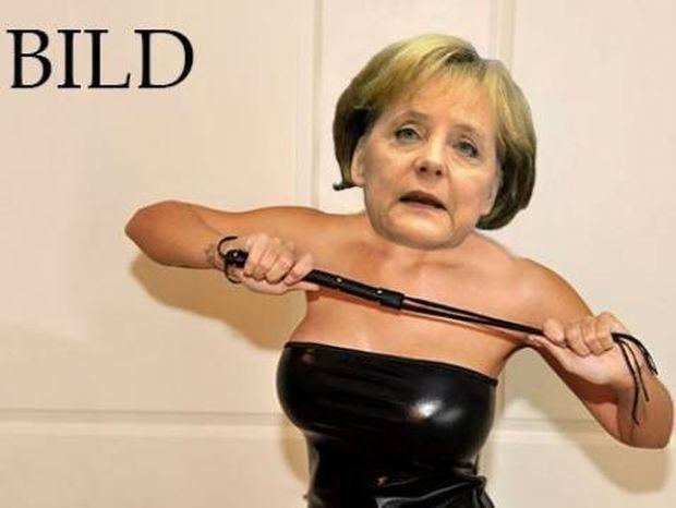H Mέρκελ σε σαδομαζοχιστικά όργια!