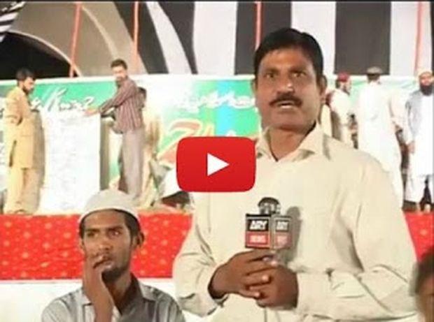 ΑΠΙΣΤΕΥΤΟ VIDEO: Γιατί τα πήρε ο δημοσιογράφος μπροστά στην κάμερα;