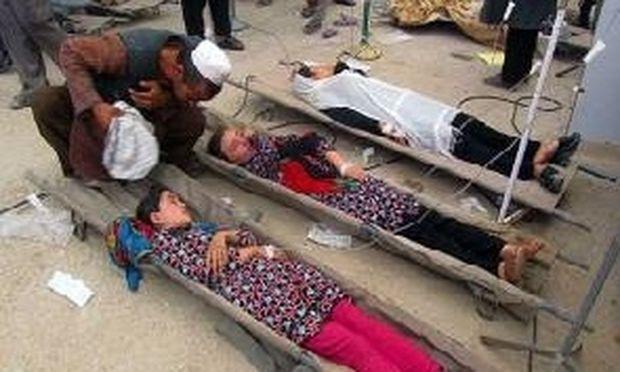ΑΠΙΣΤΕΥΤΟ: Δηλητηρίασαν με αέριο 74 μαθήτριες στο Αφγανιστάν!