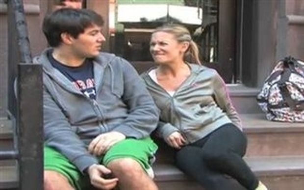 VIDEO: Όταν ένα ζευγάρι παραείναι άνετο!