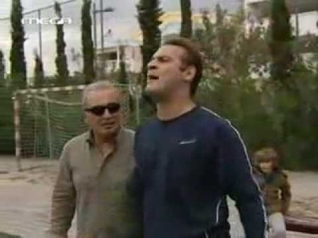 VIDEO: Όταν ο Μάκης έκανε τον προπονητή...
