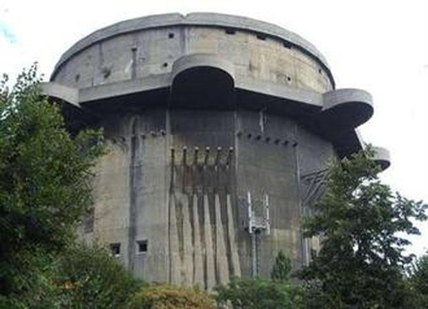 VIDEO: Οι απόρθητοι πύργοι του Χίτλερ
