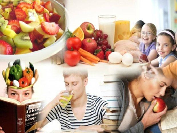 Πανελλήνιες Εξετάσεις 2013: Η σωστή διατροφή για κάθε ζώδιο