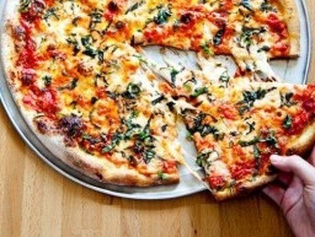 Υγιεινή πίτσα με 47 θρεπτικά συστατικά!