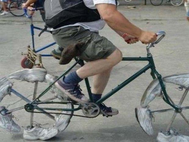 Νομίζετε ότι τα έχετε δει όλα; Αυτά τα ποδήλατα θα σας αλλάξουν γνώμη!