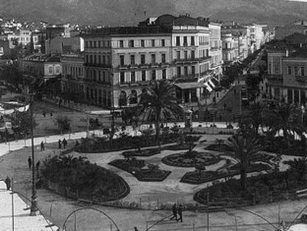 ΔΕΙΤΕ: Η ιστορία της παλαιότερης πλατείας της Αθήνας...