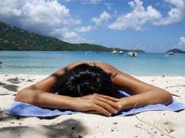 Τι να κάνετε αν «καείτε» από τον ήλιο
