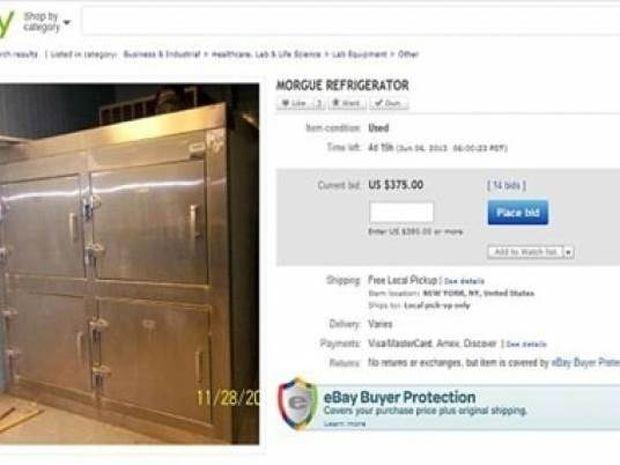 Δεν υπάρχει: Δείτε τι πουλάνε στο ebay!