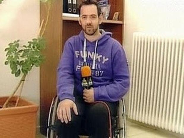 ΣΥΓΚΛΟΝΙΣΤΙΚΟ VIDEO: Δεν πειράζει που δεν περπατάω αρκεί που… ζω