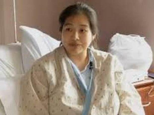 Την πήγαν στο νοσοκομείο για έναν πόνο και έμαθε ότι...