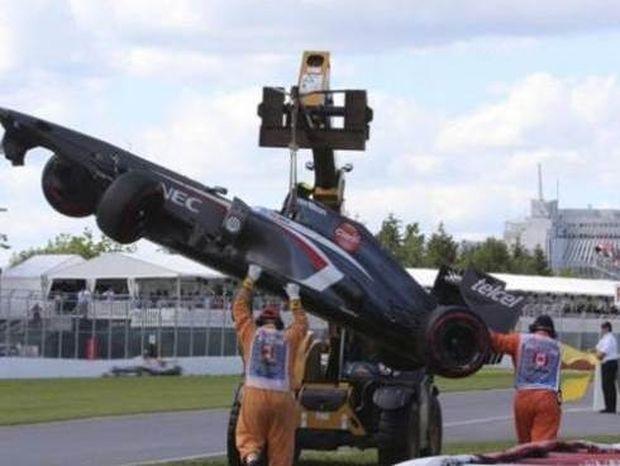 Βίντεο-ντοκουμέντο από την τραγωδία στη Formula 1