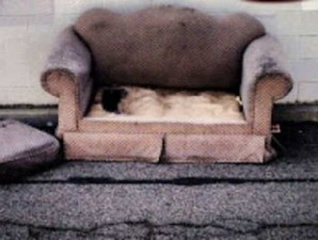 ΦΡΙΚΗ: Δείτε με τι ζούσε στον καναπέ του για μήνες…