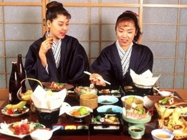 Μάθε τι κάνουν οι Ιάπωνες και ΔΕΝ παχαίνουν!