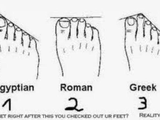 Πόσοι πραγματικά γνωρίζουν τι είναι το Ελληνικό Πόδι;