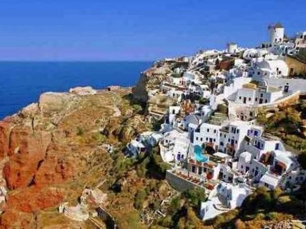 Εκπληκτική φωτό: Οι Μπαχάμες, οι Άλπεις και η Σαχάρα είναι στην Ελλάδα