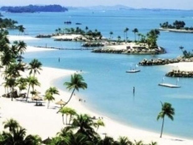 ΔΕΙΤΕ: Νησί με τεχνητές παραλίες!