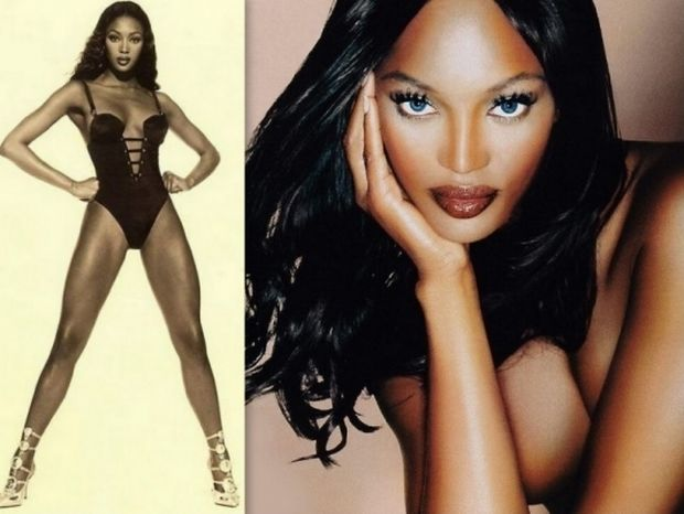 Naomi Campbell: H επιστροφή της στην πασαρέλα