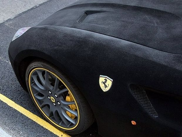 ΔΕΙΤΕ: Η βελούδινη Ferrari