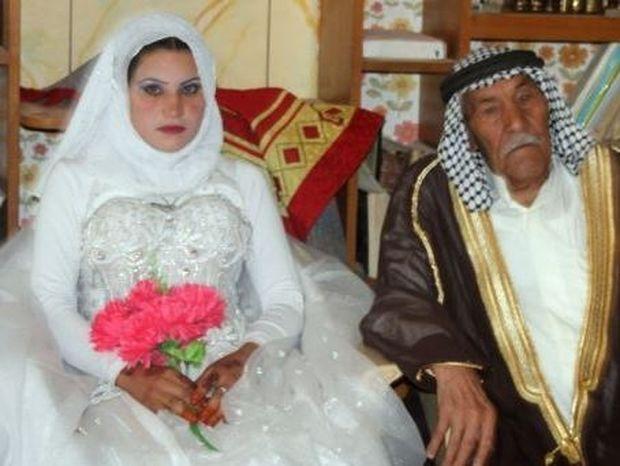 Γαμπρός ετών 92, πήρε νύφη… 22!
