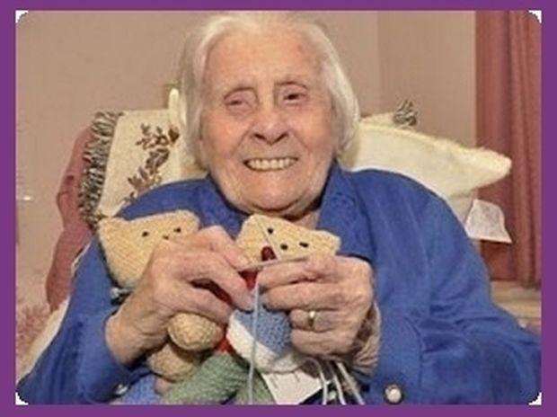 ΑΠΙΣΤΕΥΤΟ: Της έδιναν 12 ώρες ζωης και έζησε…105 χρόνια!