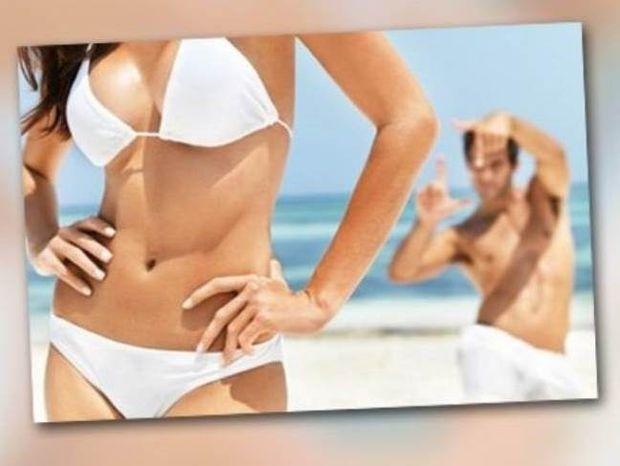 Πώς βλέπουμε το σώμα μας στην παραλία και πώς οι άντρες