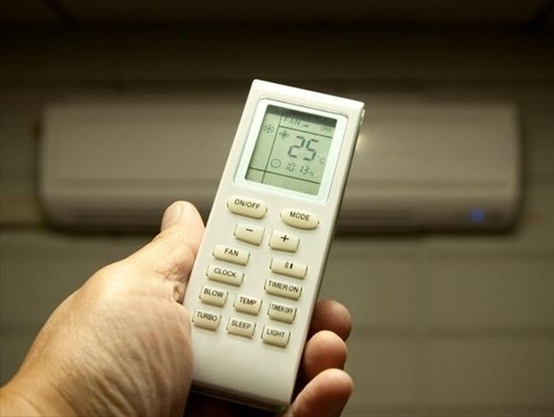 Οι δέκα εντολές για τη σωστή χρήση του κλιματιστικού!