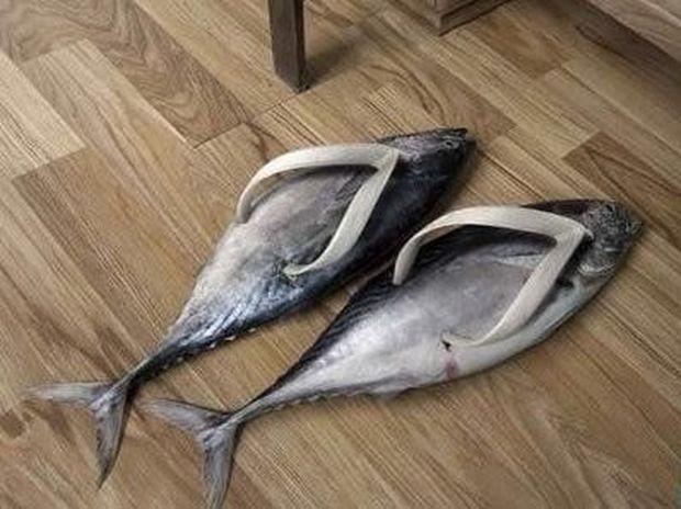 24 πραγματικά απίστευτα παπούτσια που δεν έχετε ξαναδεί!