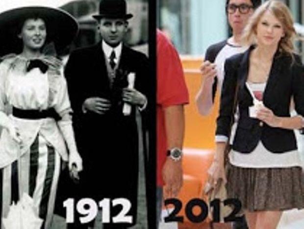 Πως άλλαξε ο κόσμος μέσα σε 100 χρόνια