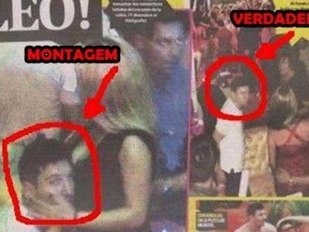 Μπαρτσελόνα: Ψεύτικες οι φωτογραφίες του Μέσι με την ξανθιά! (photo)