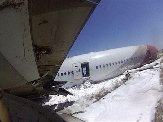 ΑΠΙΣΤΕΥΤΟ: Σώθηκε από ατύχημα με Boeing και πέθανε από... πυροσβεστικό όχημα που τη χτύπησε!