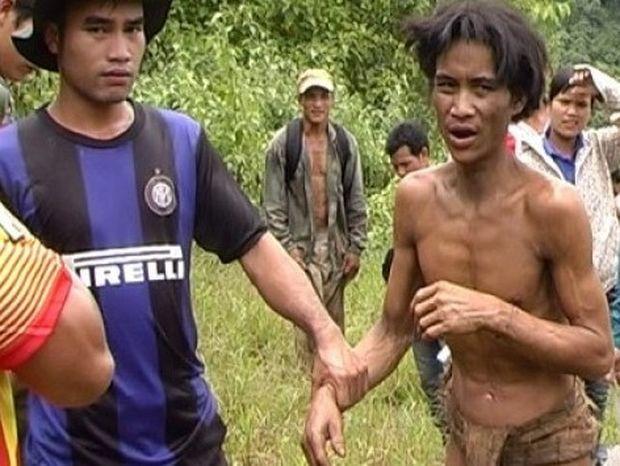 ΔΕΙΤΕ: Ζούσαν για 40 χρόνια στο δάσος!