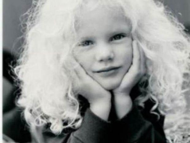 Αναγνωρίζετε το πανέμορφο κοριτσάκι της φωτογραφίας;