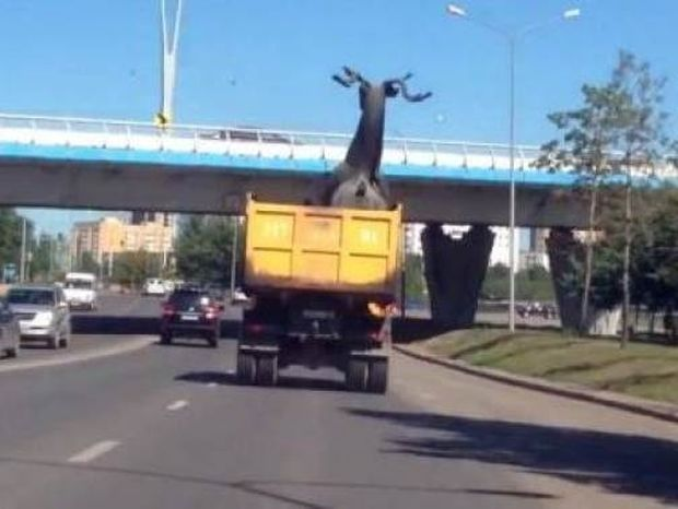 Βίντεο-FAIL: Το ατύχημα ήταν... αναμενόμενο! Δείτε τι συνέβη